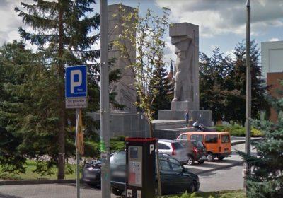 Pomnik Xawerego Dunikowskiego